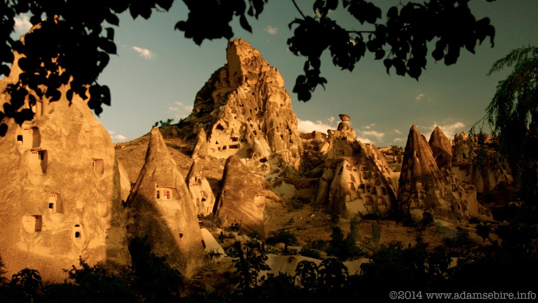 Cappadocia, Turkey (near Göreme)