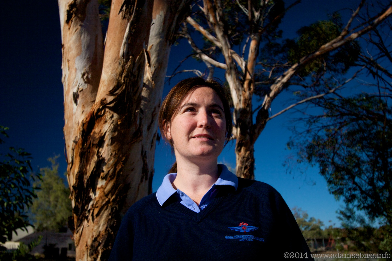 RFDS Doctor Elaine Powell