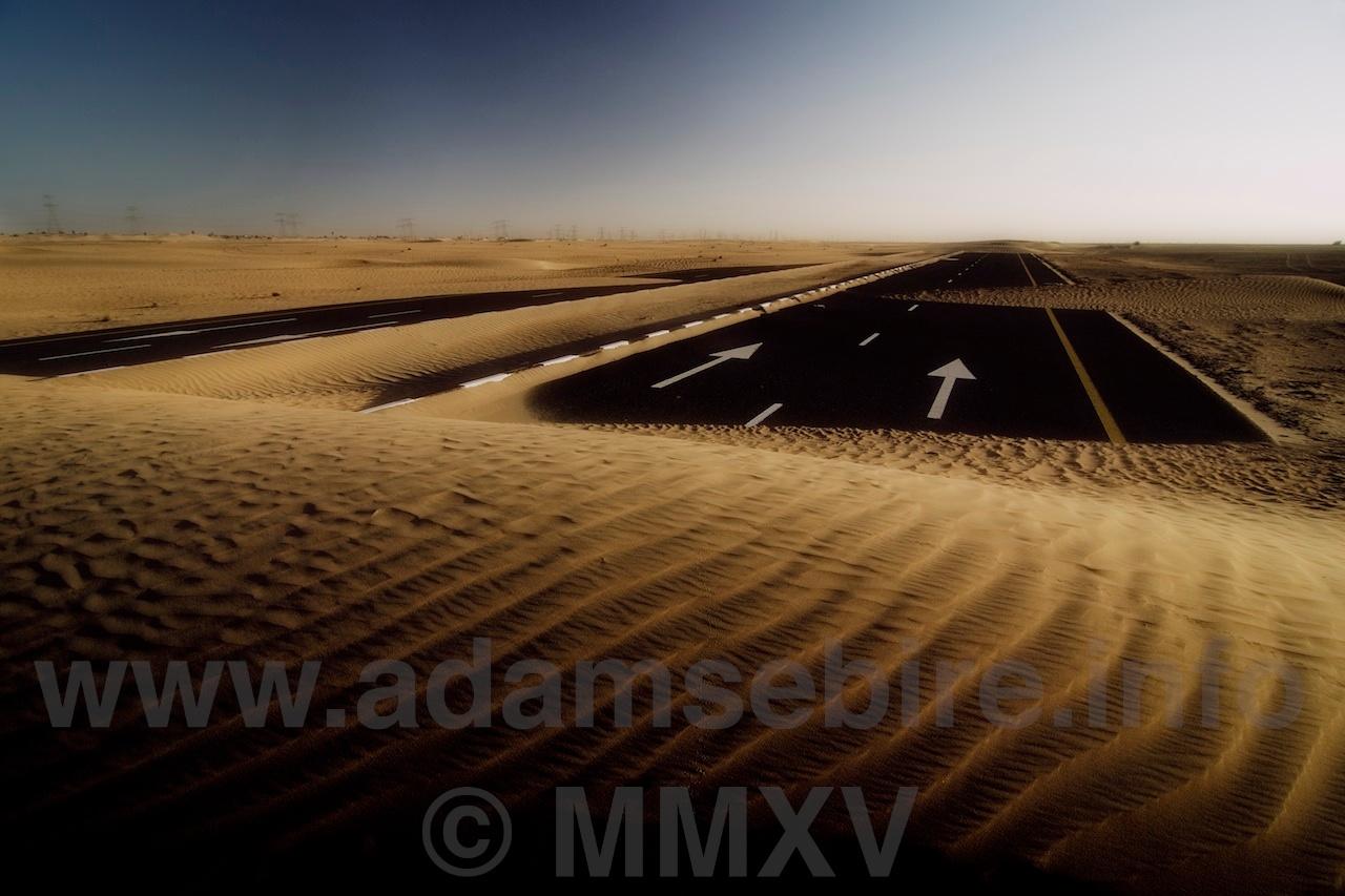 Road to Nowhere — Road Nº3 — Dubai & the GFC (global financial crisis).