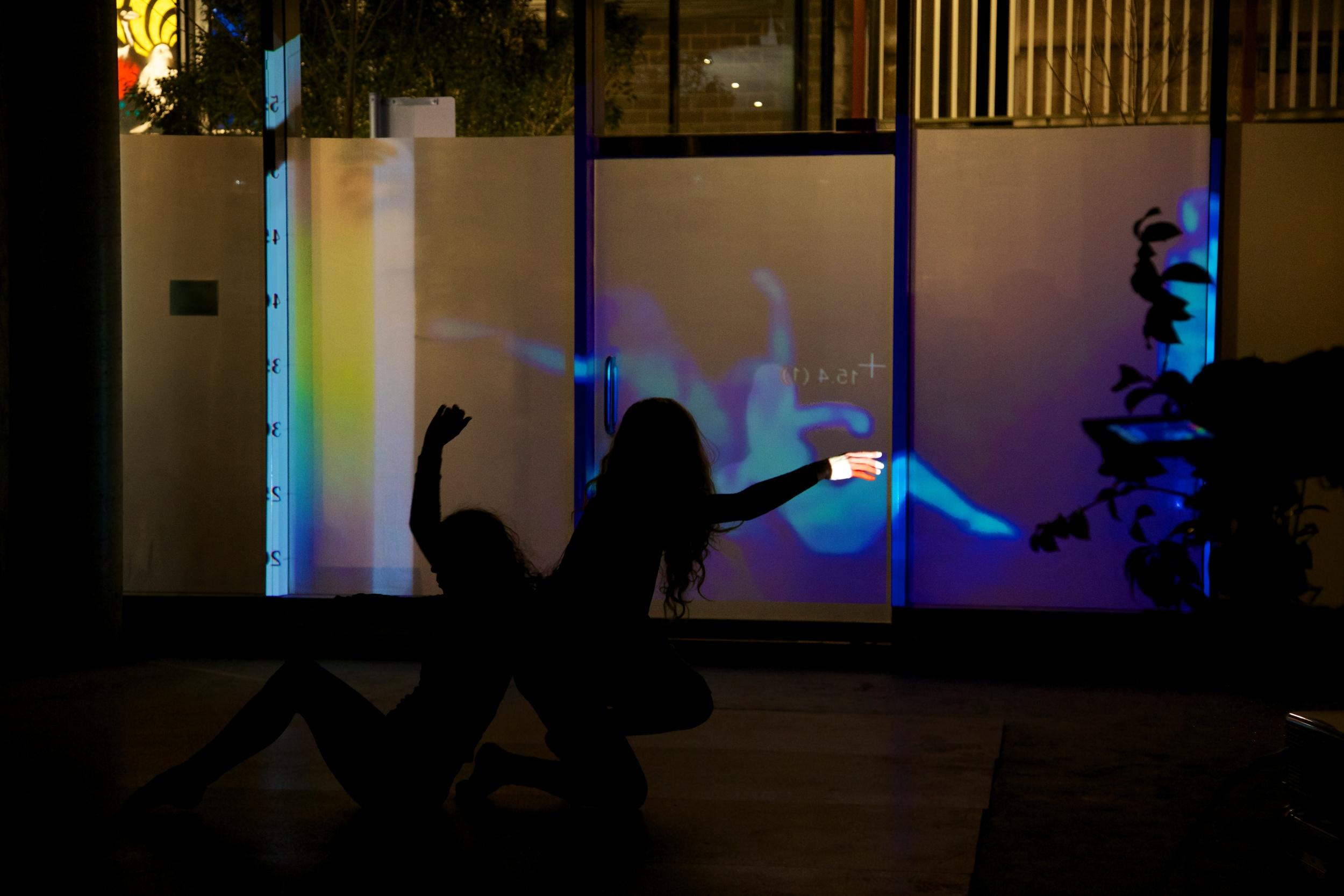 Dance Thermograms 1