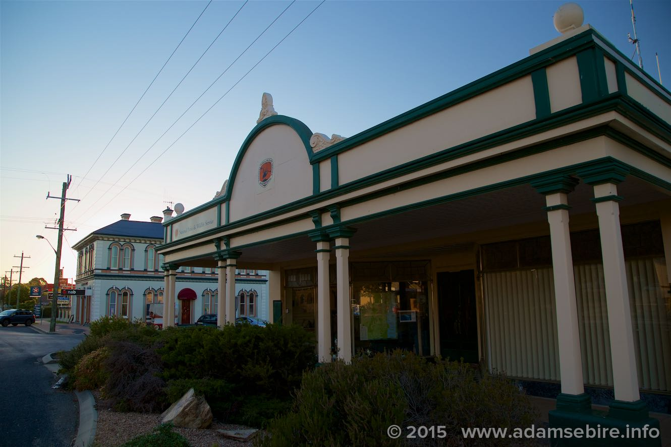 Bombala National Parks Office