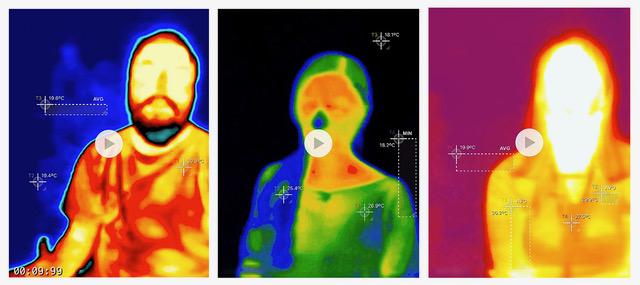 thermal imaging interviews