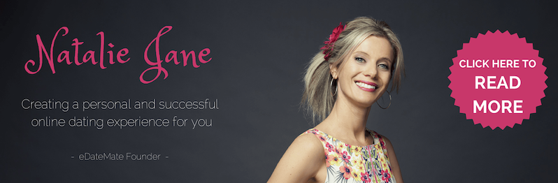 Natalie Jane Founder eDateMate Click Here To Read More