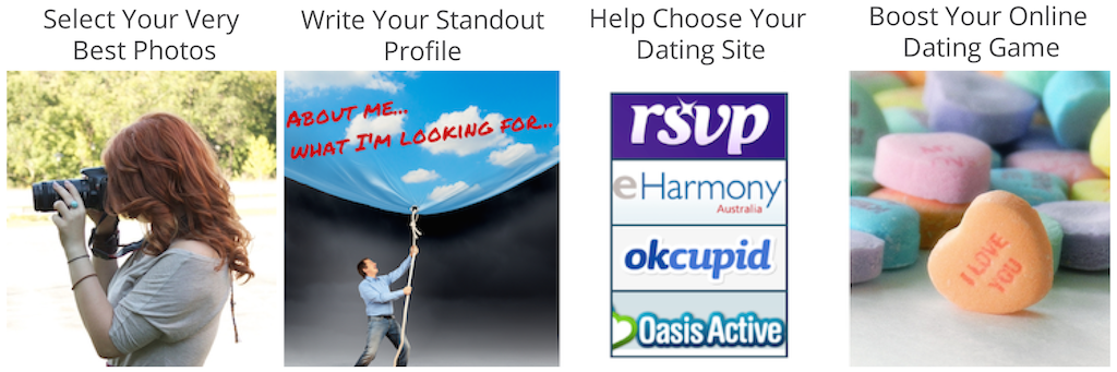 How It Works: 4 Easy Steps to Dating Success: eDateMate Australia