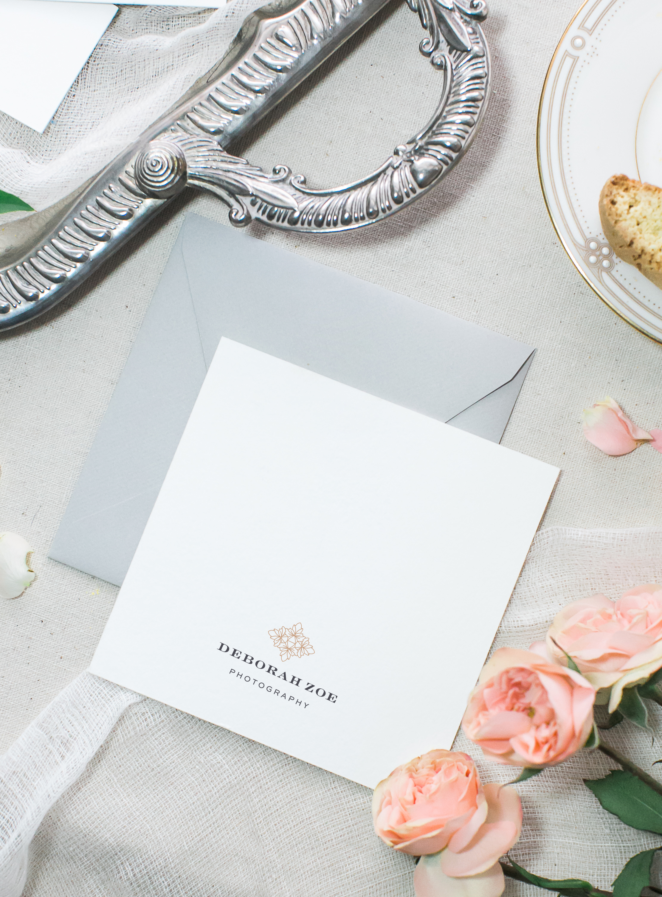branding for wedding professionals stylists by Crème Brands