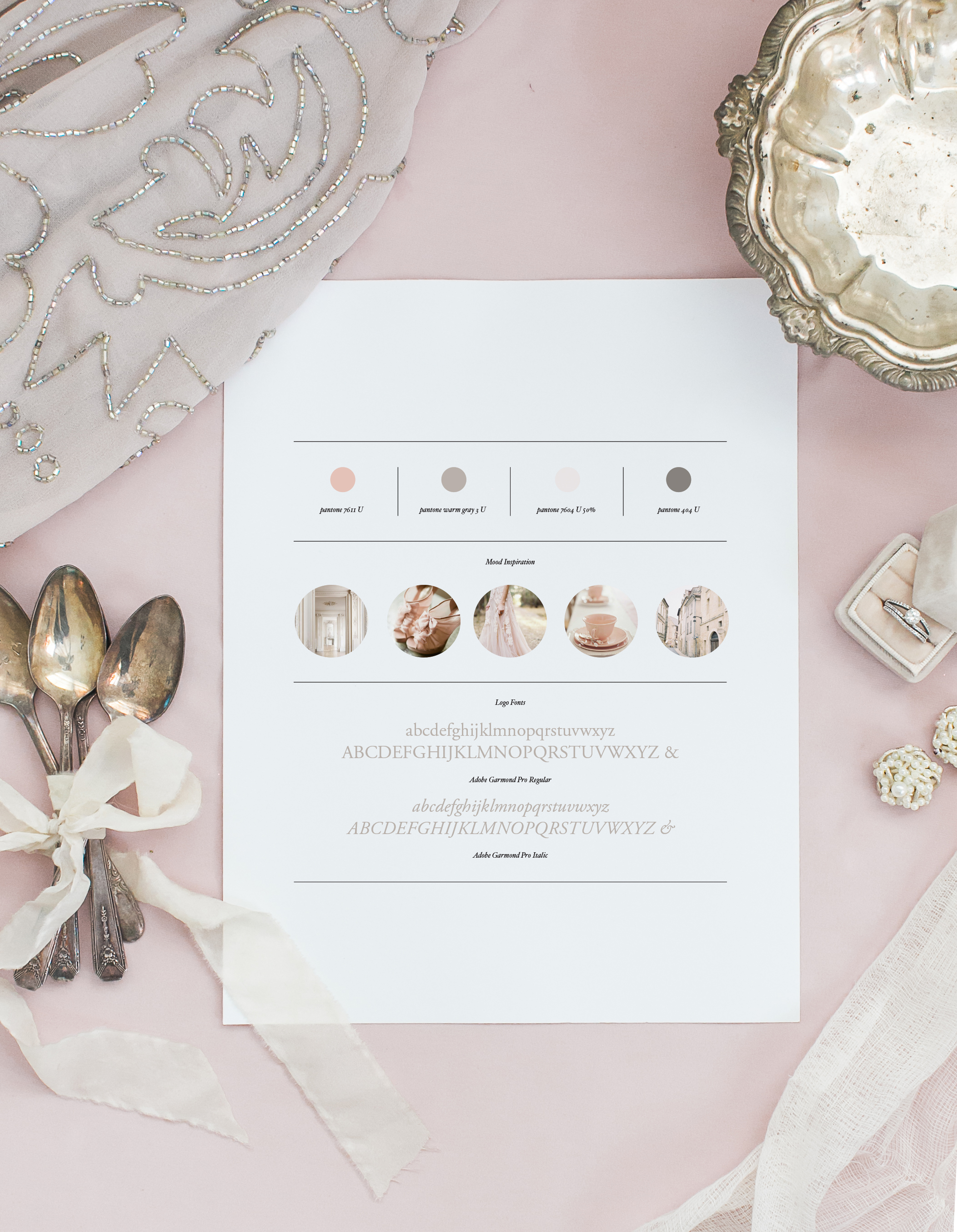 graphic design for creatives feminine by Crème Brands