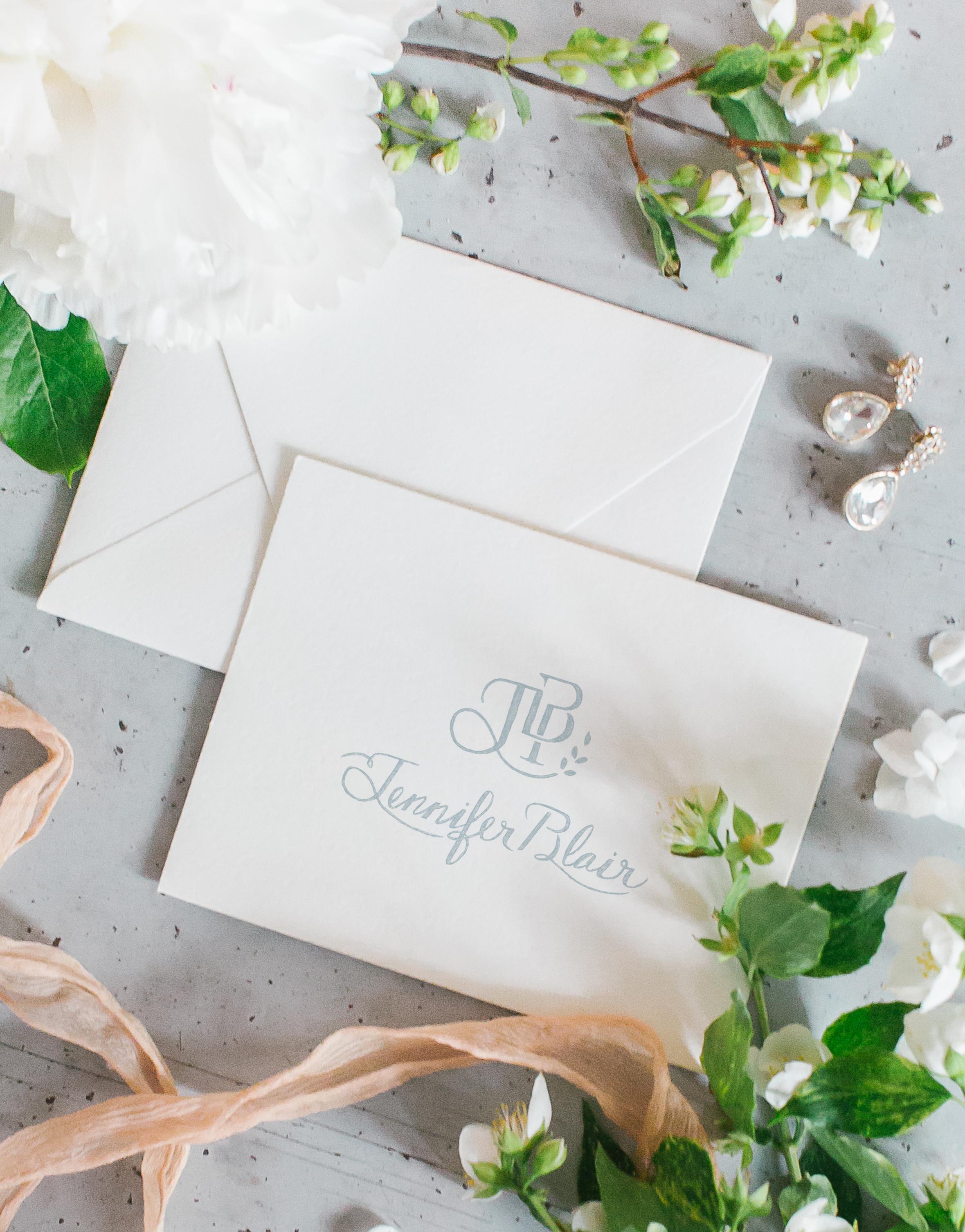 custom unique branding for wedding artists