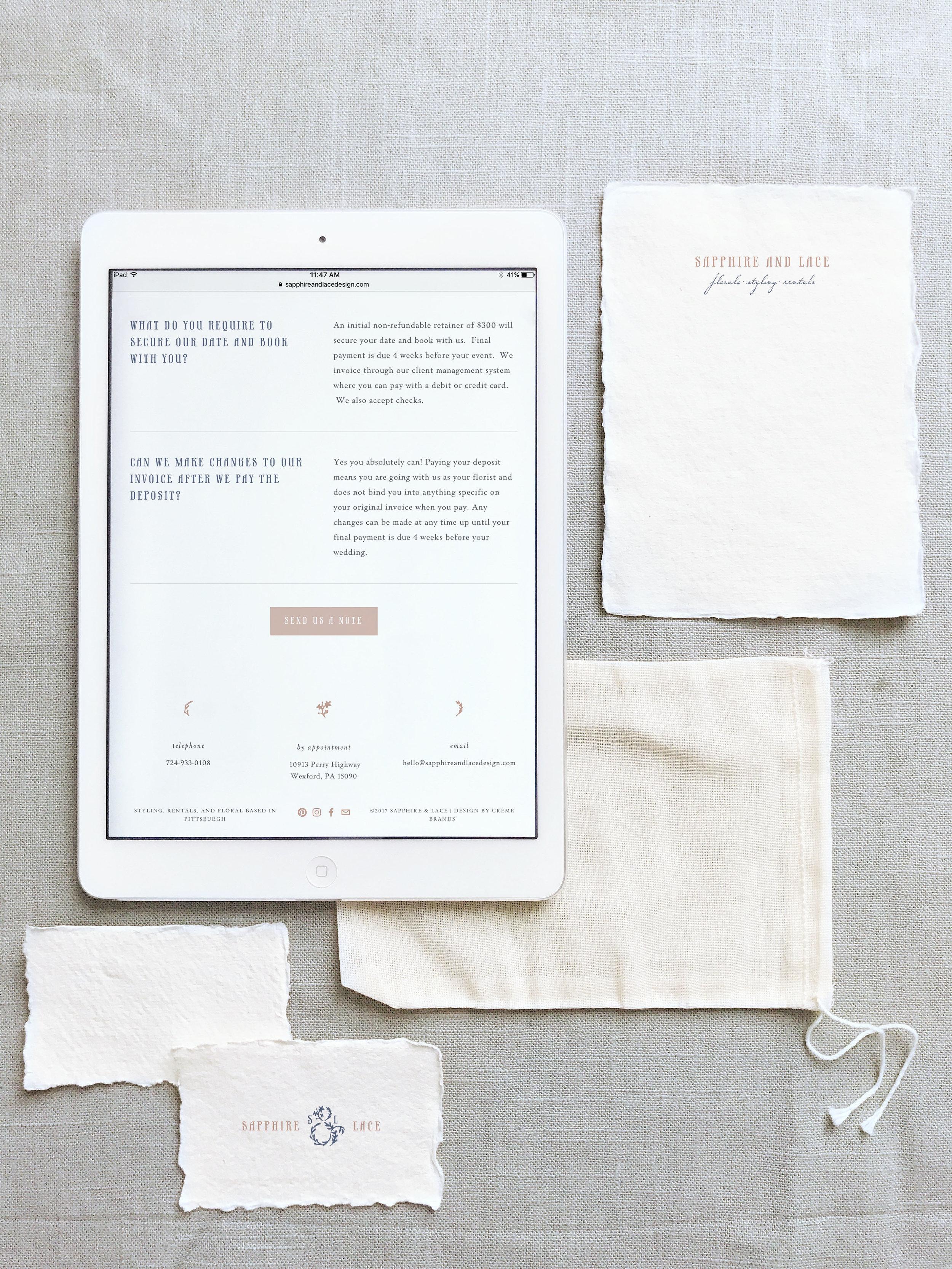 custom brand design for creative entrepreneurs