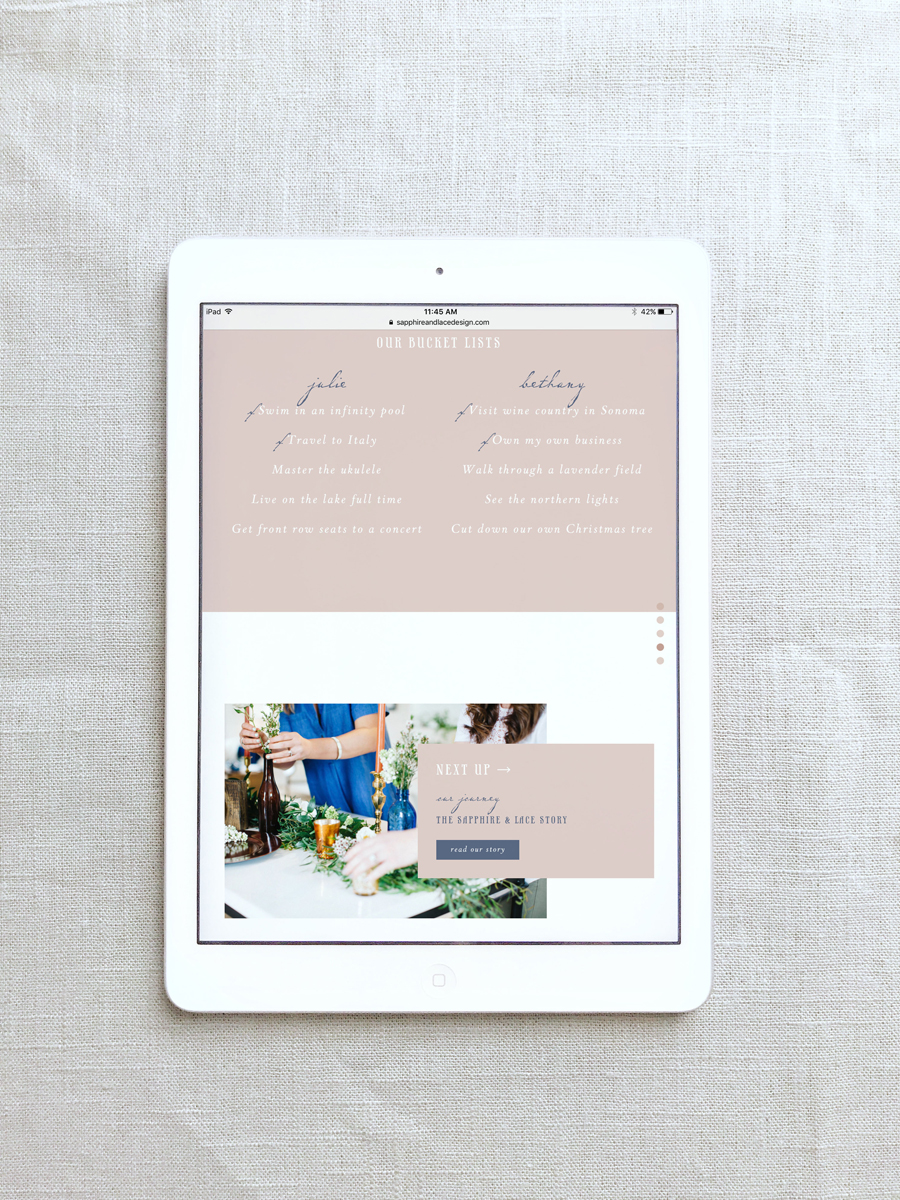 elegant brand design for creative entrepreneurs