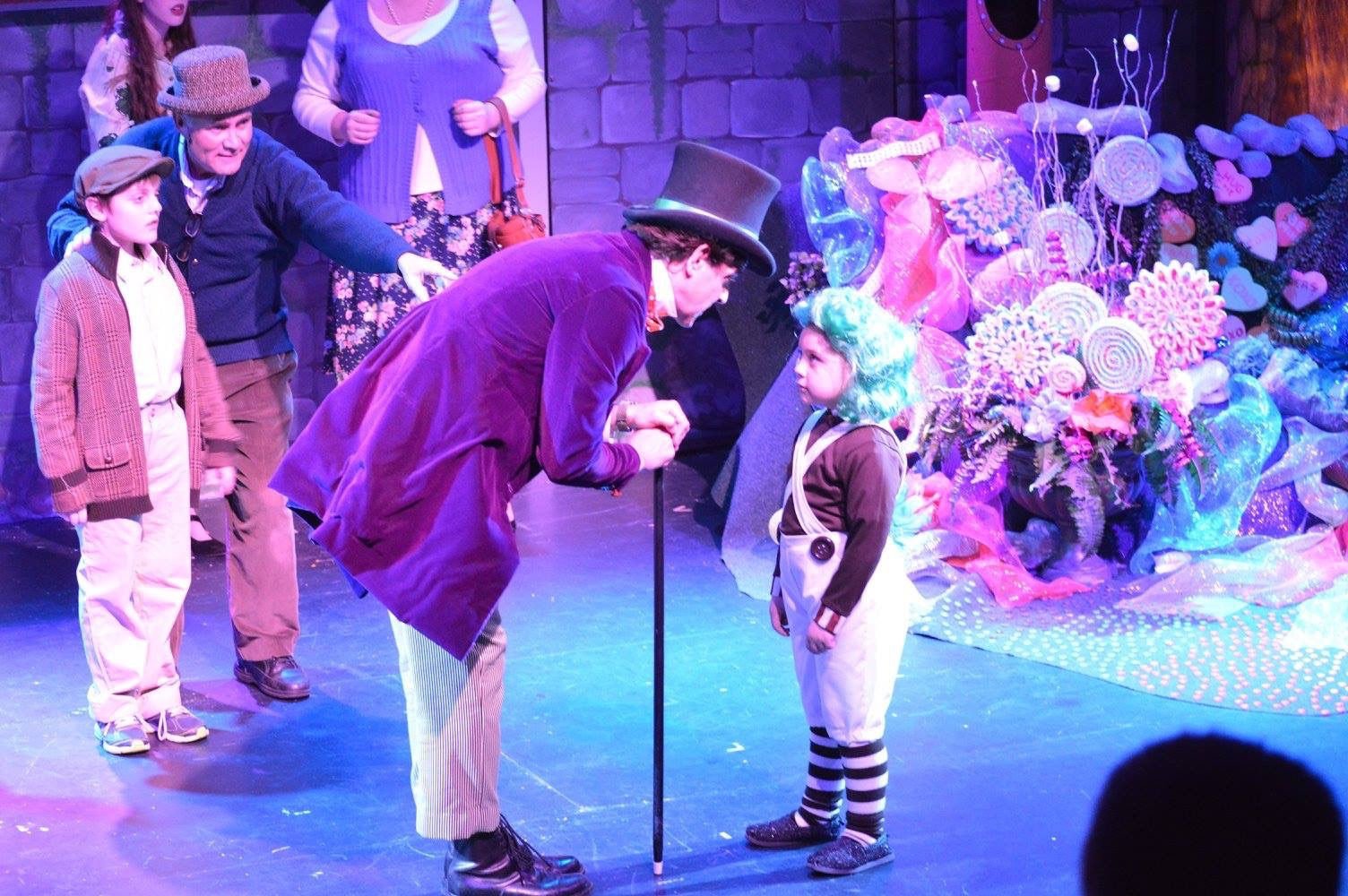 Willy Wonka at Riverbank Theatre