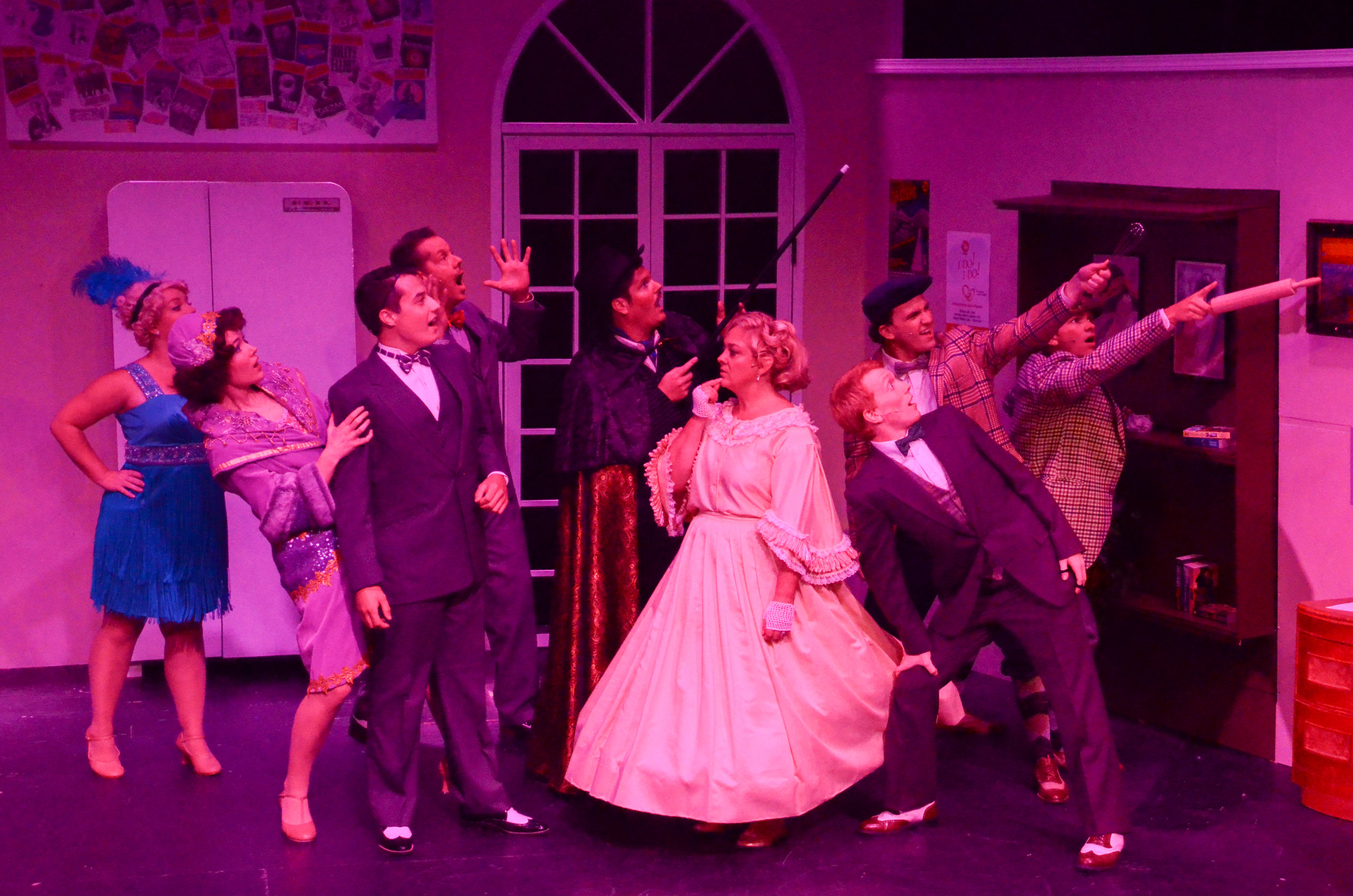 The Drowsy Chaperone at Riverbank Theatre