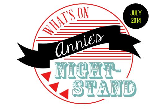 July Annie's Nightstand