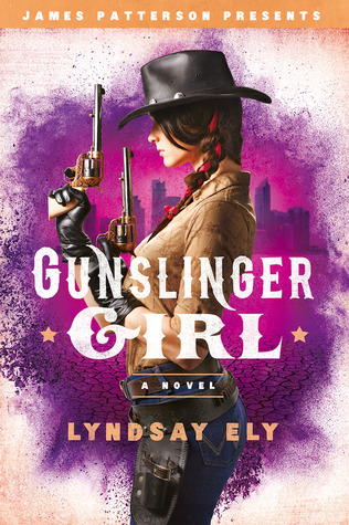 "- After a long period of time I call a book slump, where I had nothing to read, Gunslinger Girl was just what I needed! A book for adventure fiction fans, this middle-grade novel has action, romance, and betrayal -- anyone can find something to interest them in these 356 pages. Gunslinger Girl is set in the future, after a second Civil War with a once again lawless west. The story follows a young woman named Serendipity Jones who has run away from a forced marriage. Armed with just her dead mother's specially-made revolvers and perfect aim, ""Pity"" might have a bit of an advantage in this Wild Wild West. This book is just what Serendipity's name means: a pleasant surprise!"
