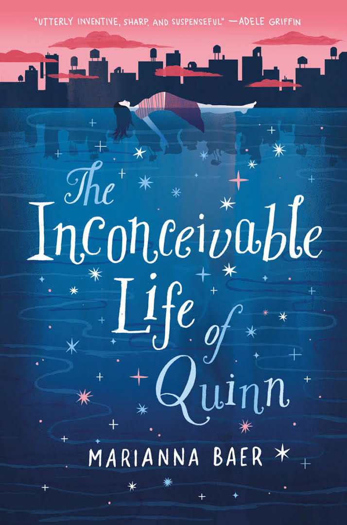 THE Inconceivable life of Quinn - Some things are hard to believe, but a pregnant virgin? No one's heard of that since Biblical times. So when teenager Quinn Cutler becomes pregnant, but doesn't recall ever having sex, her family starts questioning what might have happened. It puts a strain on Quinn's relationship with them, on her father's campaign for Congress, and especially on her relationship with her boyfriend. It doesn't help that people start to think she's carrying the next messiah, and the press won't leave her alone. Quinn finds family secrets and lies in her quest for answers, even supernatural ones that lead her to think, Could she till be a virgin?I know religious readers might find themselves in conflict with portions of the plot, particularly when characters begin believing Quinn is the next Virgin Mary. But as a Christian mysel, I didn't think he plot was troubling (only a little strange!), because I kept in mind it was fiction. I would suggest this book for people 13 and up because there was also some use of profanity.  The Inconceivable Life of Quinn was definitely interesting, and I really liked that the book was written in different characters' points of view. The best part? Throughout this engrossing novel, you'll be questioning what the truth is till the end.