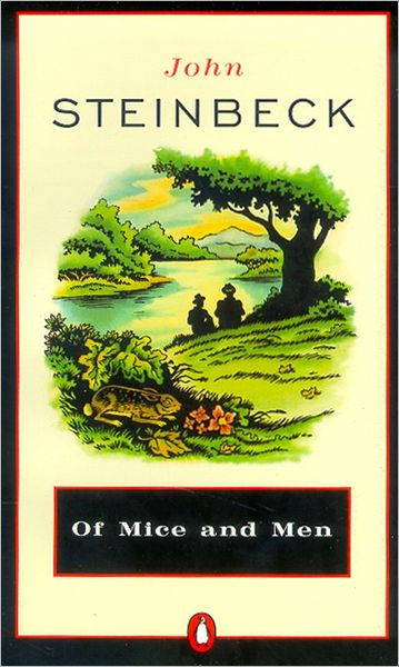 Ashley Sherlock - My favorite banned book is Of Mice and Men.It was banned on account of profanity and violence, but it's my favorite because of how much love is in it.George and Lennie both loved deeply, and it was because of that they both ended up killing the things they loved.