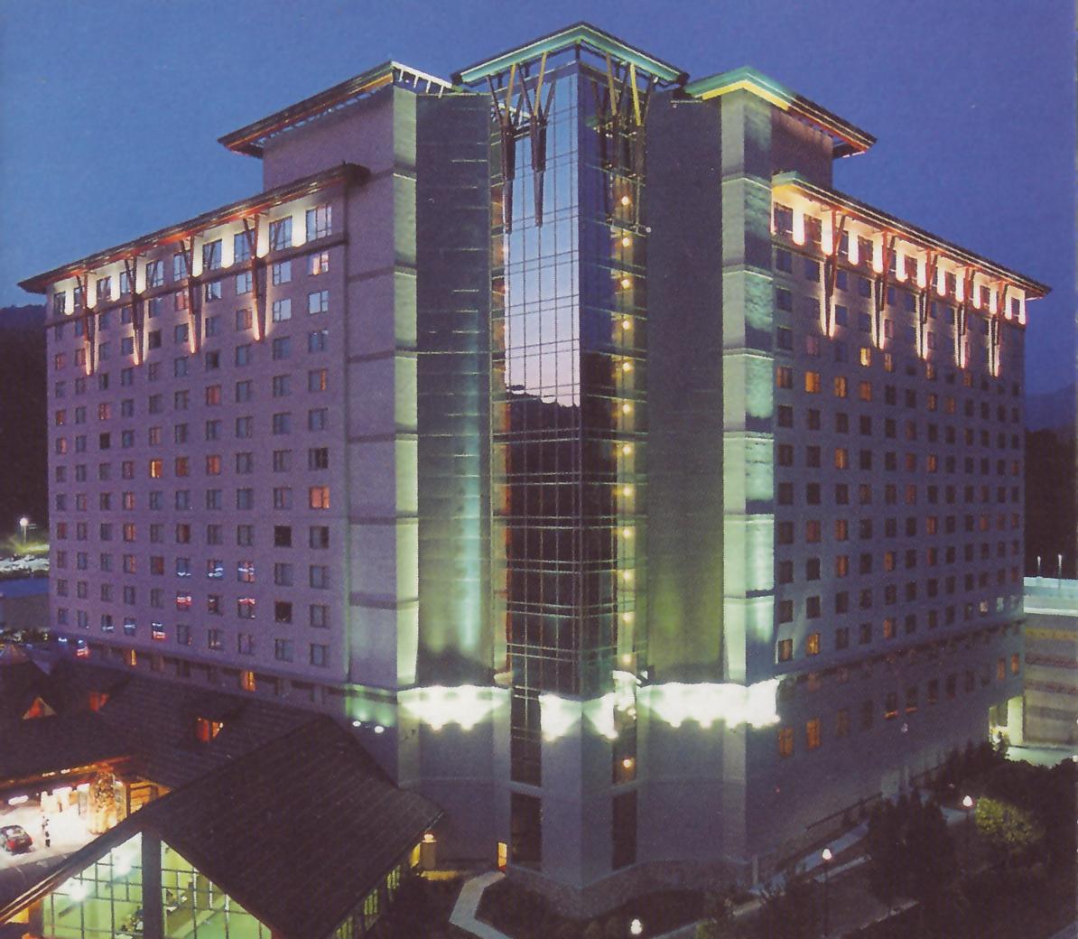 Harrah's Cherokee Casino & Hotel