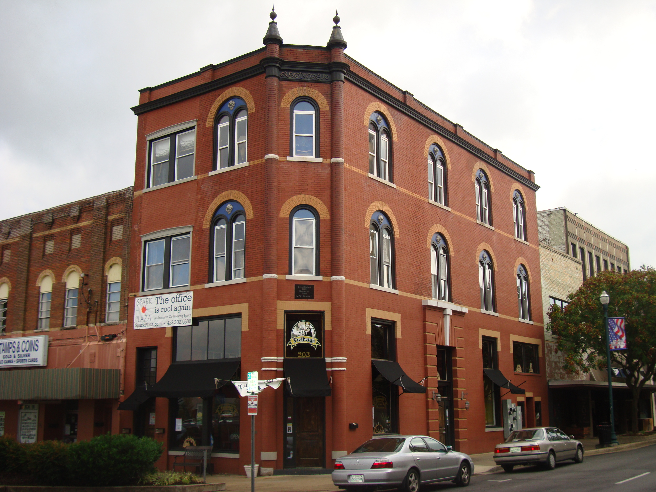 Former First National Bank
