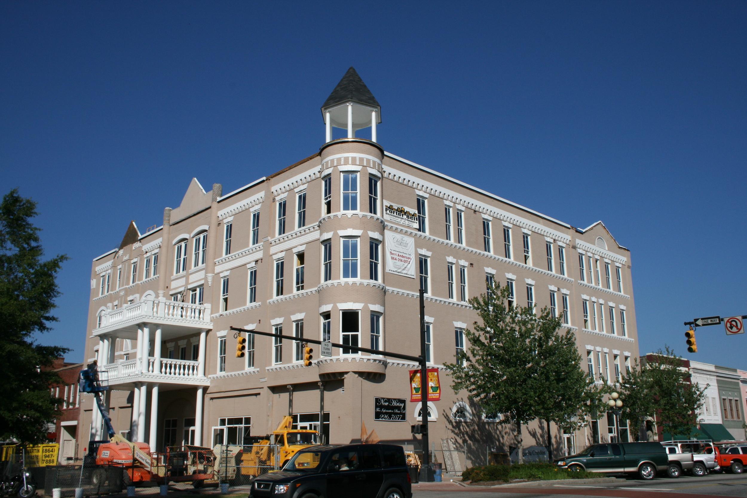 The Chiquola Condominiums