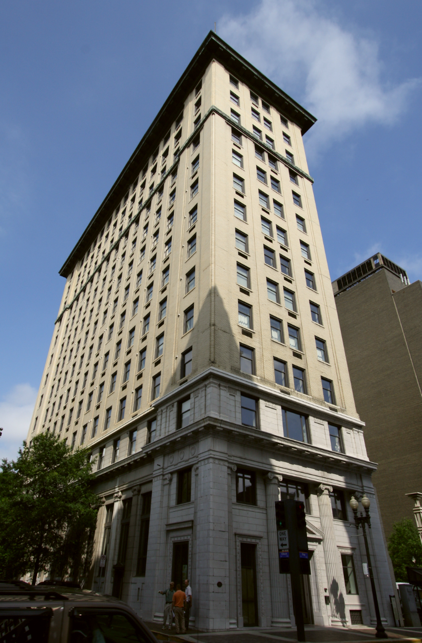 Holston Building,  Knoxville, Tennessee