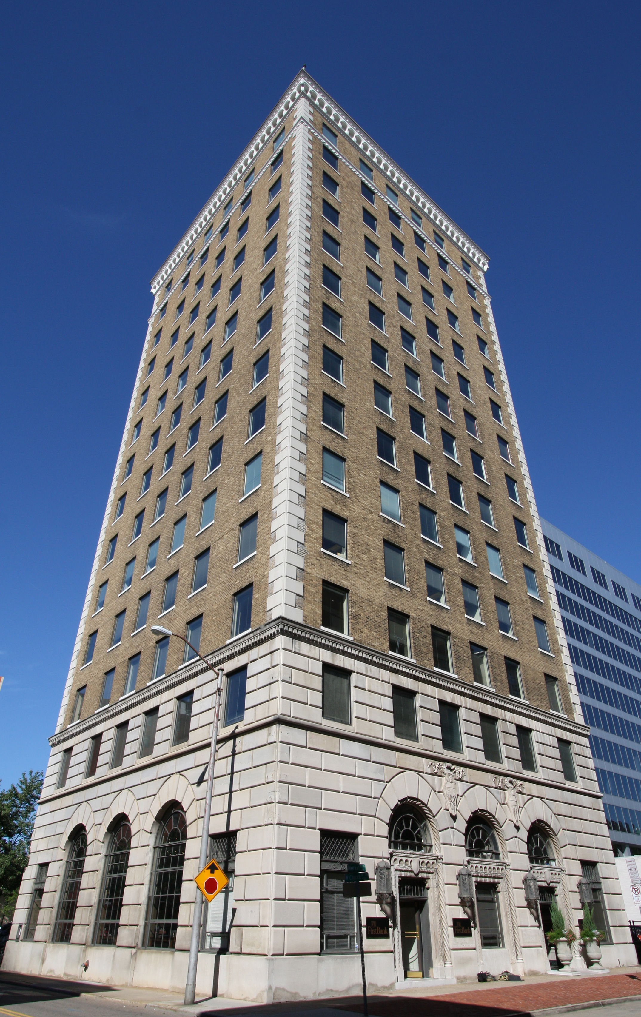 The General Building - Knoxville, TN - Built in 1875 - Renaissance Revival Style - Commercial Office Use
