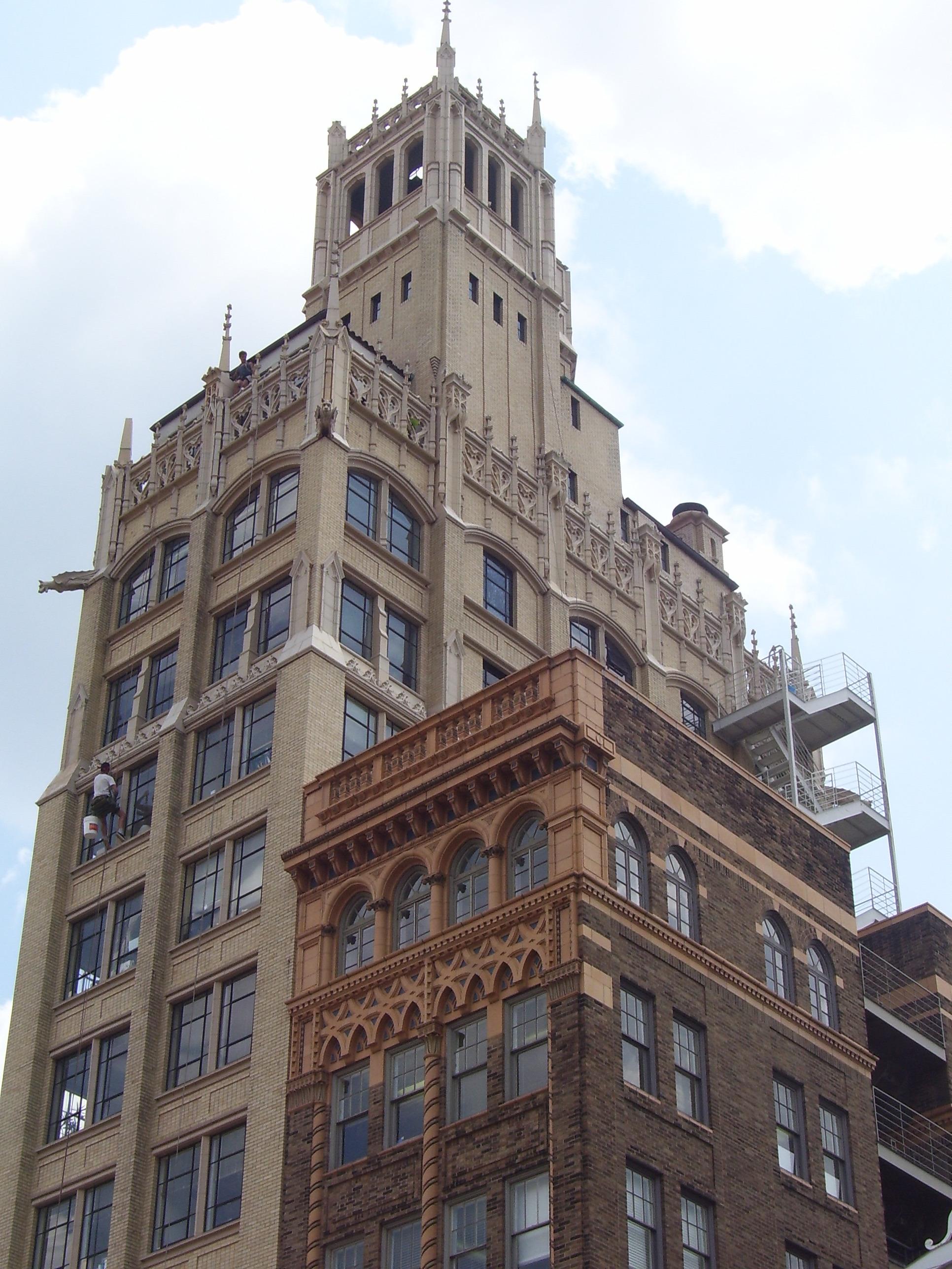 HISTORIC BUILDING RESTORATION & PRESERVATION