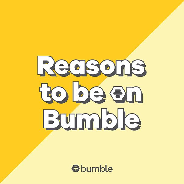 10 reasons for bumble