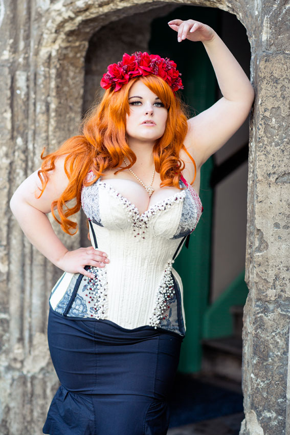 corset by crikey aphrodite modelled by evie wolfe copyright chris murray 2014