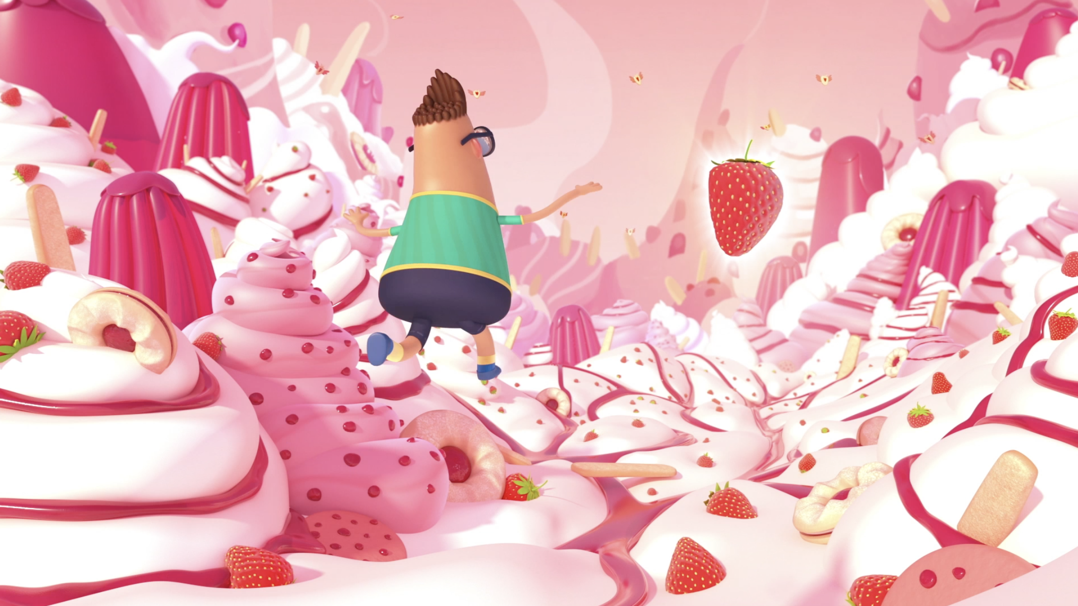 Fruit of the Loom - Branded Content • Social Activation • Animation