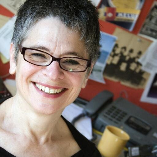 Judith Levine, author, journalist, civil libertarian and co-founder of National Writers Union