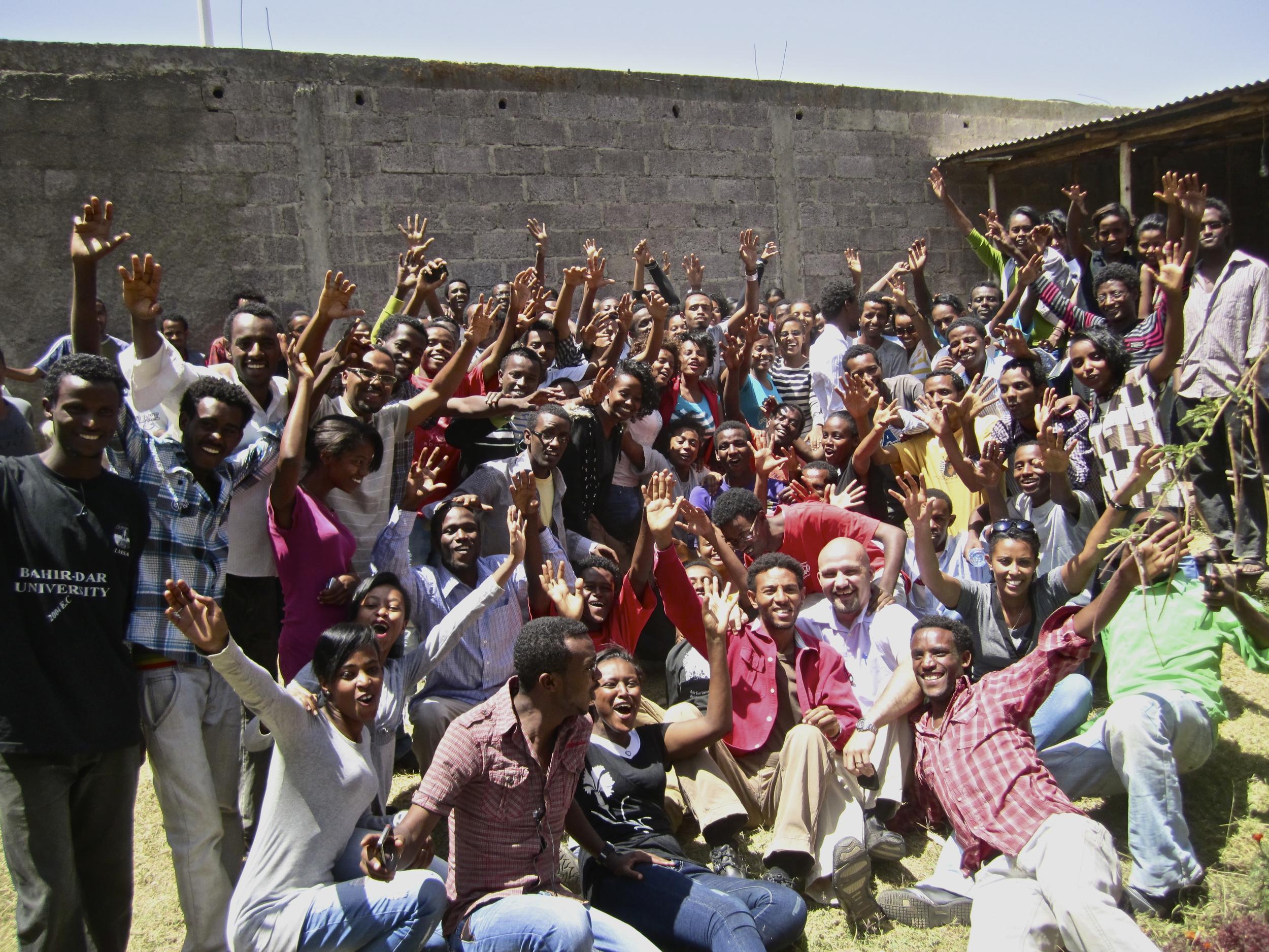 University Ministry in Ethiopia