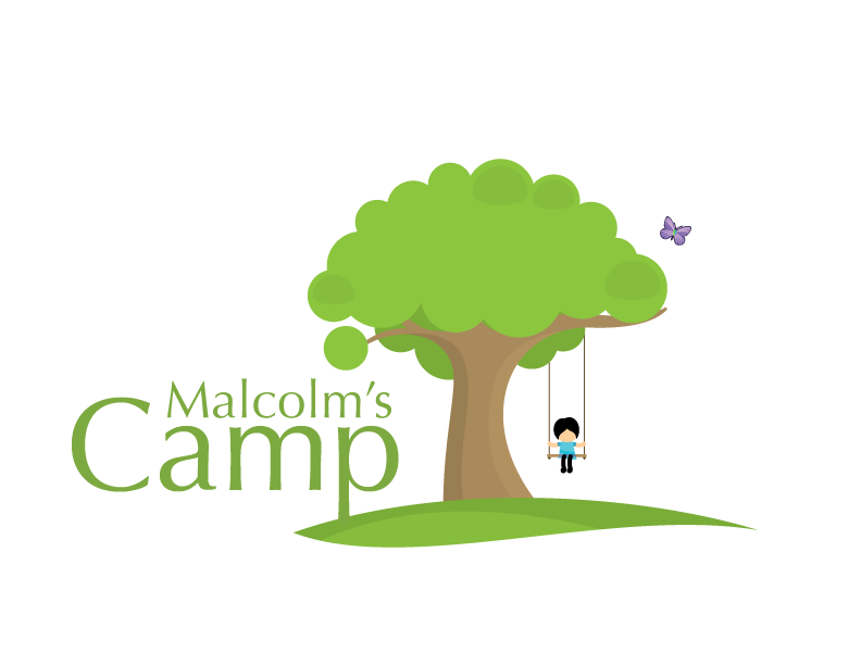 Malcolm's Camp Banner