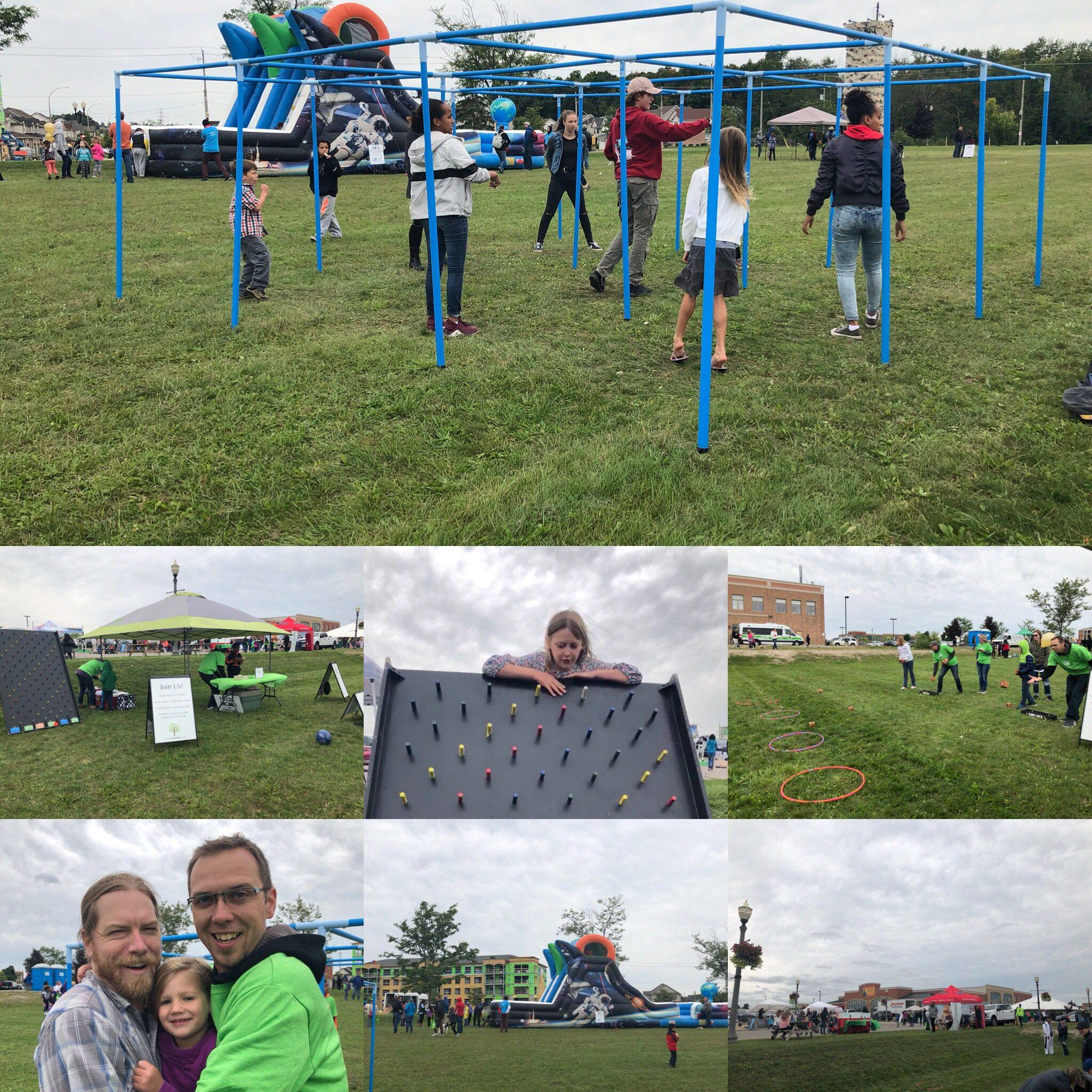 Our Freedom Team at the Williamsburg Community Festival this past Sunday. Way to go, everyone!