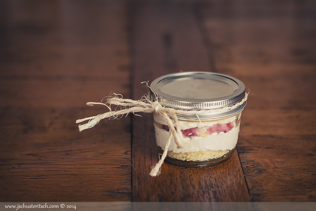 Mason Jar Favors - Sugar Lane Cake Shop