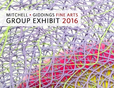 MITCHELL・GIDDINGS FINE ARTS GROUP EXHIBIT 2016  February 11 - April 17, 2016  Mitchell・Giddings Fine Arts | 183 Main Street Brattleboro VT 05301 | T 802.251.8290 | info@mitchellgiddingsfinearts.com
