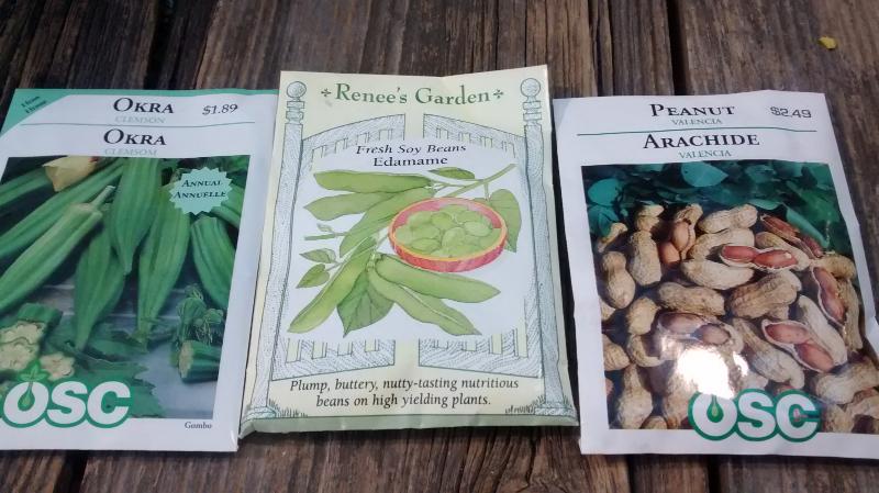 Seeds-Okra-peanuts-edamame-edmonton-stalbert-yeg