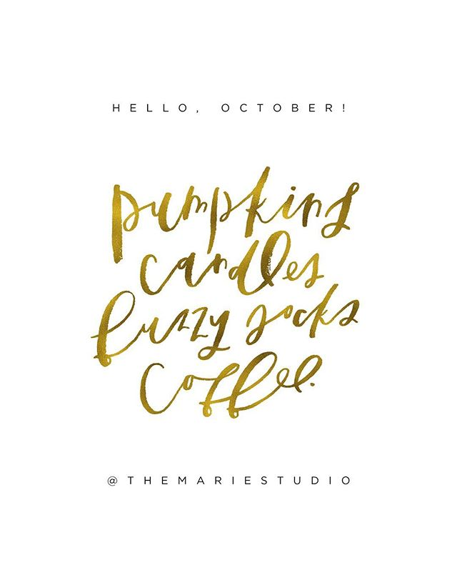 fall is hereeeee (I know I'm late af with this 🙄) and I have been embracing all the cozy 🍂🍁🎃☕️ went a little mia since school started this week and it was INTENSE, but my goal to be artistic and to letter in my free time when I can 💪🏻happy weekend, guys ✨✌🏻✨#art #inktober #graphicdesign #lettering #calligraphy #calligritype #goodtype #fall #pumpkinspice #cozy #design #designspiration #dailytype #typography #inspo