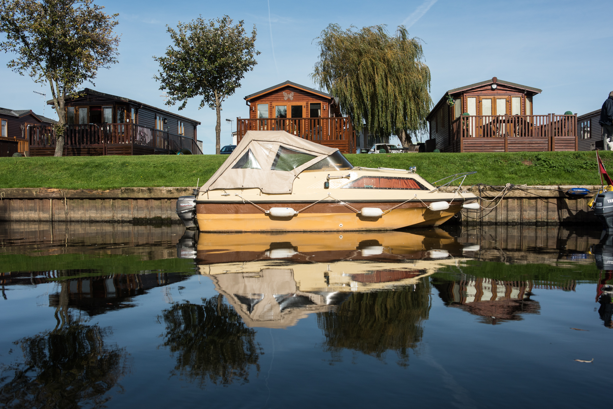 River Avon and its canal -