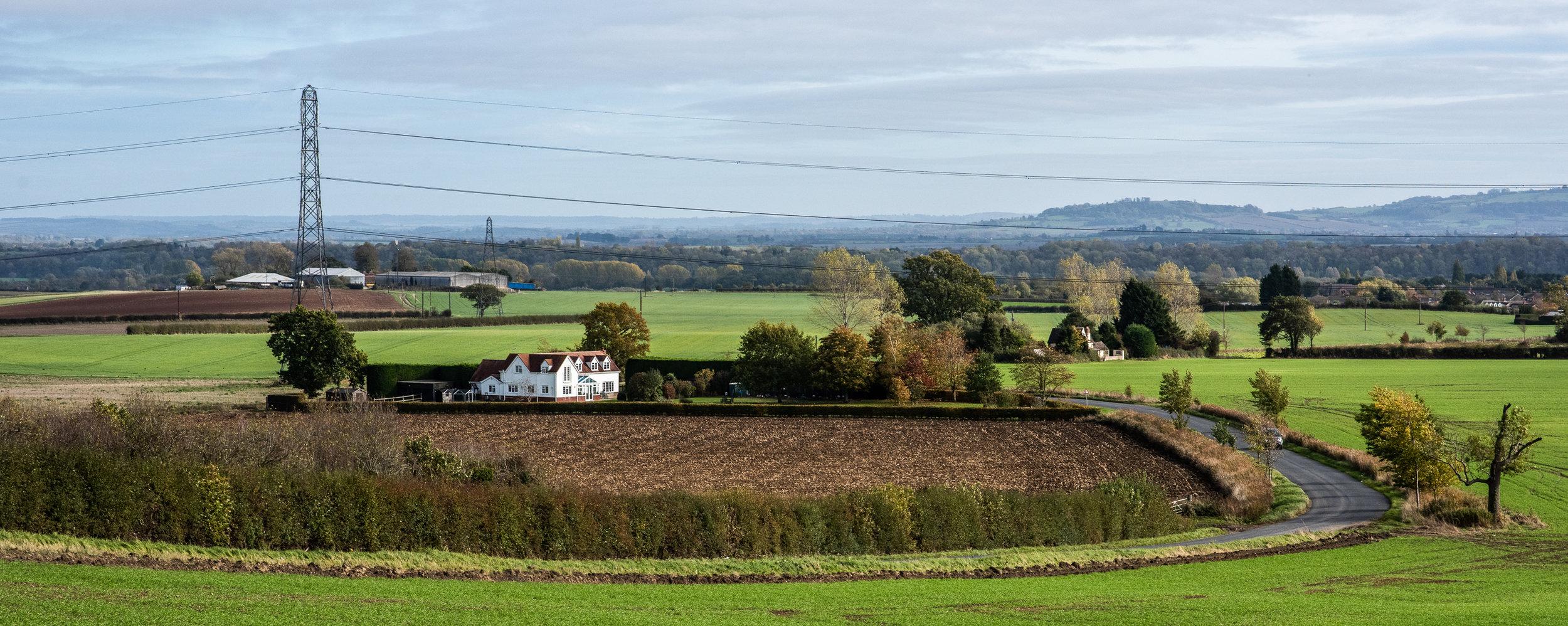 A Farm, The Lenches, Midlands, 2018