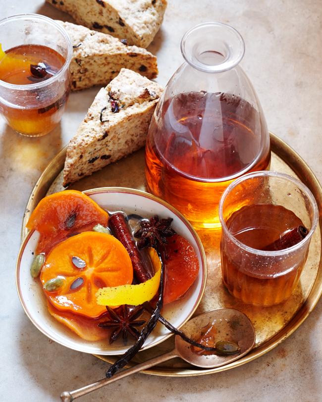 Earl Grey Scones and Persimmon Tea Syrup.jpg