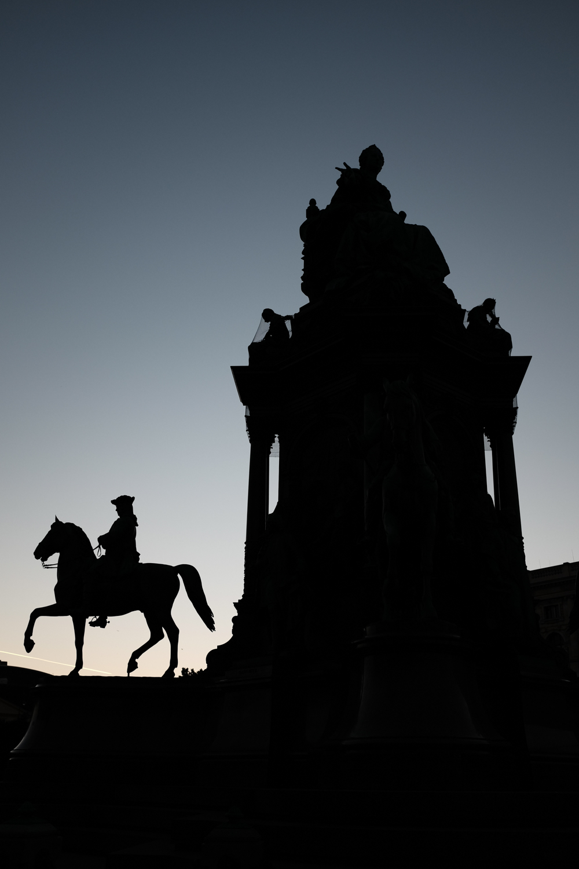 Maria Theresien Platz, Wien