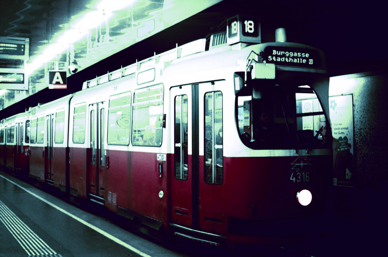Wien, 2016 - mit Agfaphoto CT precisa 100, X-Pro