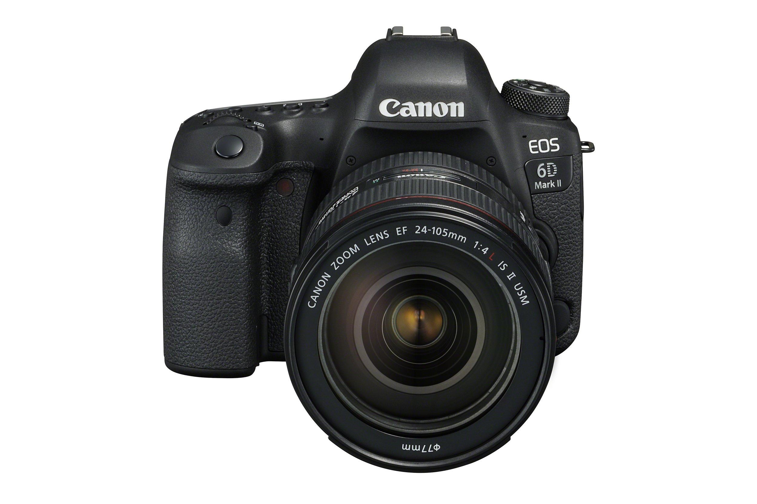 Die Canon 6D Mark II - der lange ersehnte Nachfolger des Originals. So wunderbar mit einigen neuen Features und dennoch so enttäuschend. Hier könnte der Grund für meinen Umstieg auf ein spiegelloses System liegen.  © Canon (www.canon.at)
