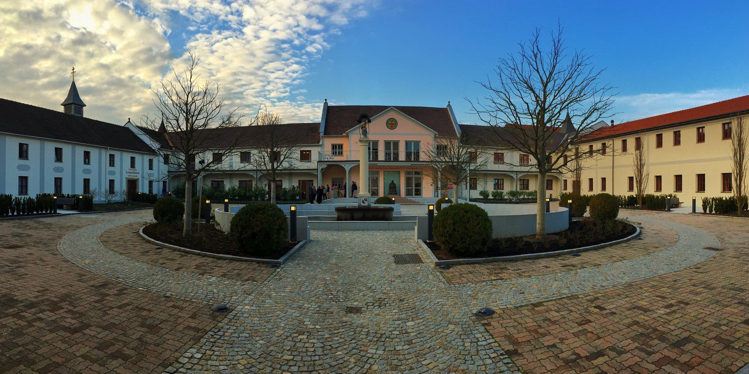 Hochschule Heiligenkreuz, 2017