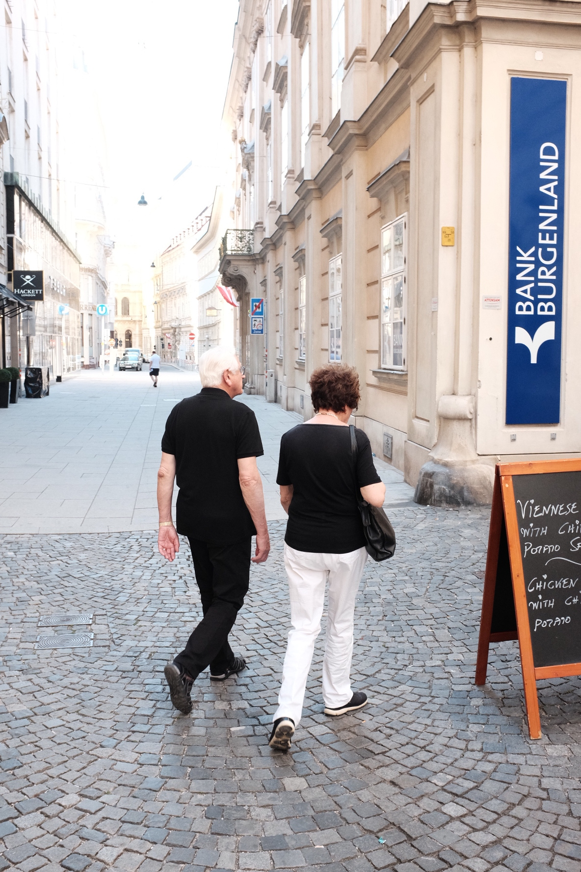 Back & White, Wien 2019