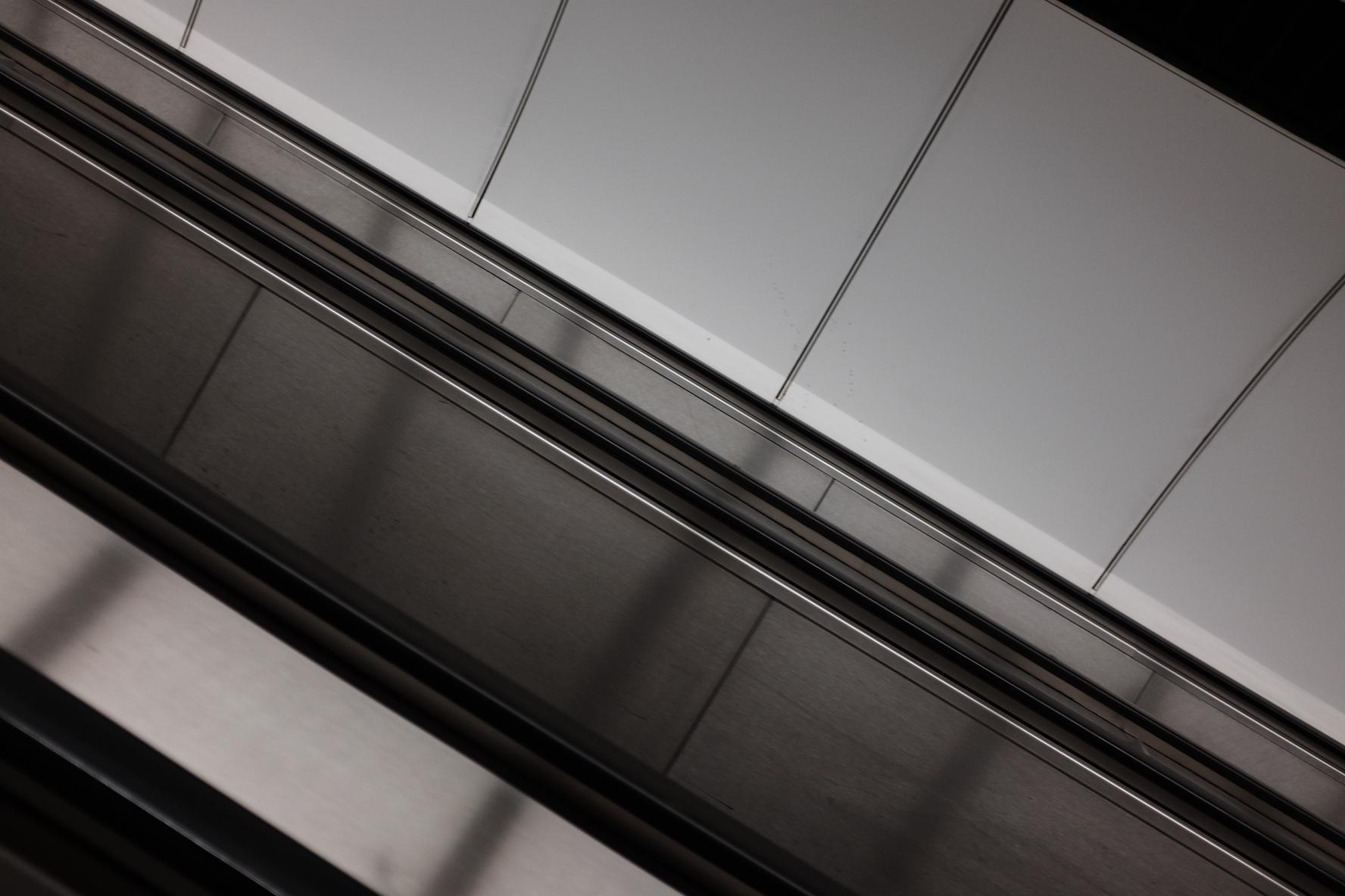 Diagonal lines, Wien 2019