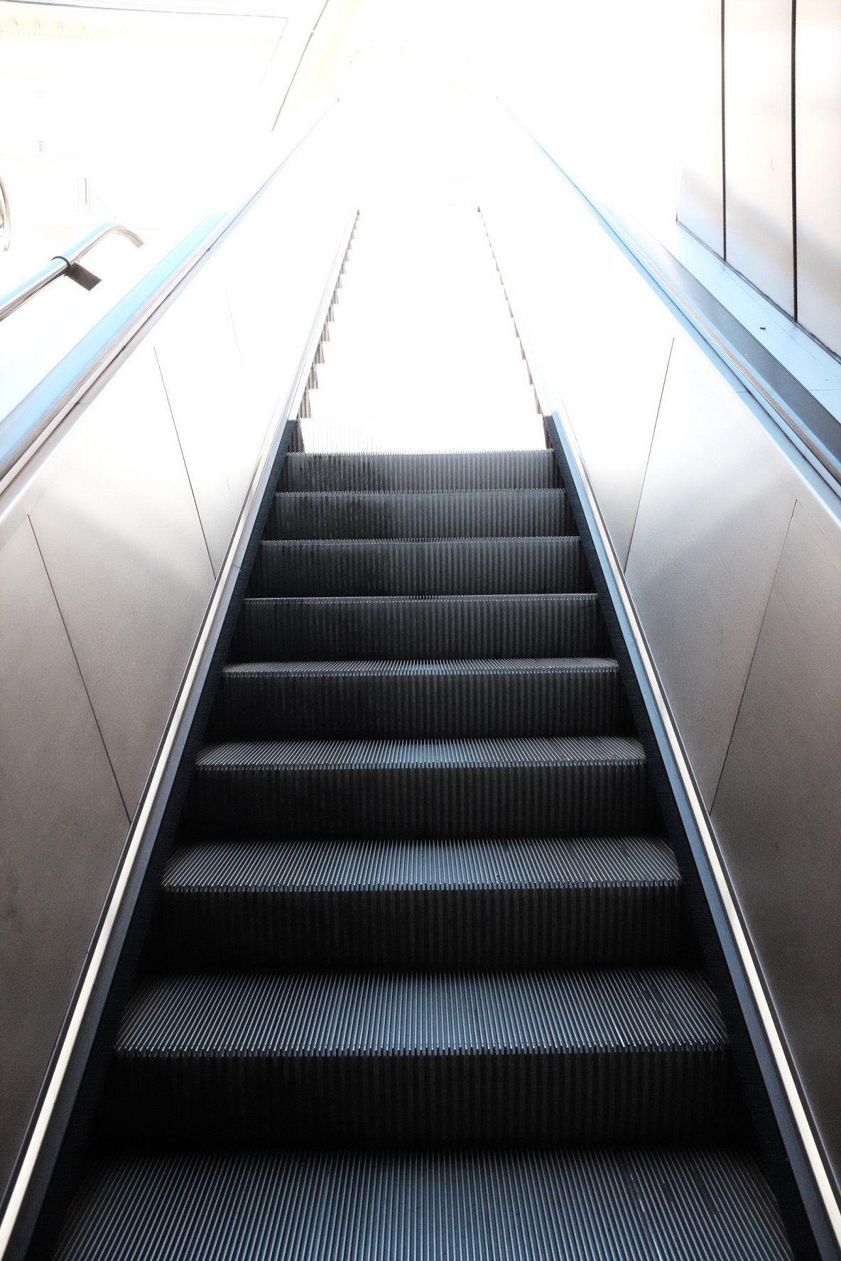 Escalator to heaven?, Wien 2019