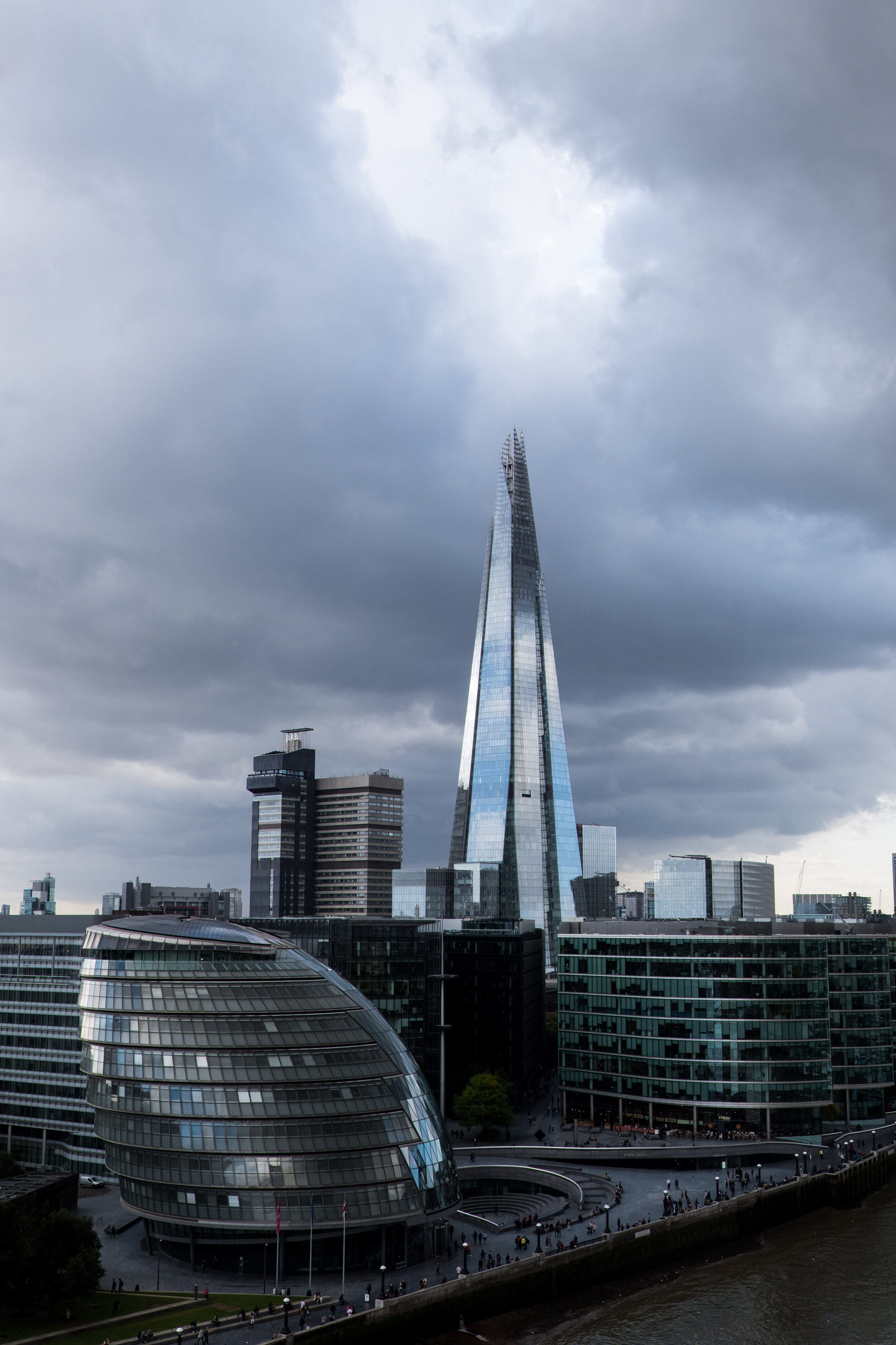 Dramatic skies - London 2019