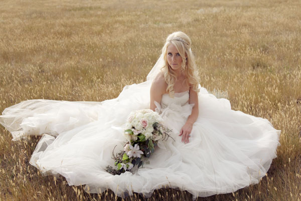 The Flower House Denver - Cascading Bridal Bouquet.jpg