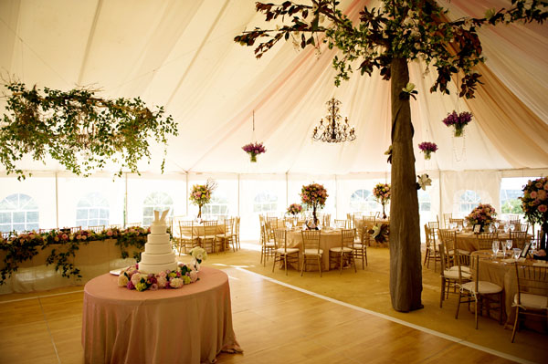The Flower House Denver - Reception full of flowers and garlands.jpg