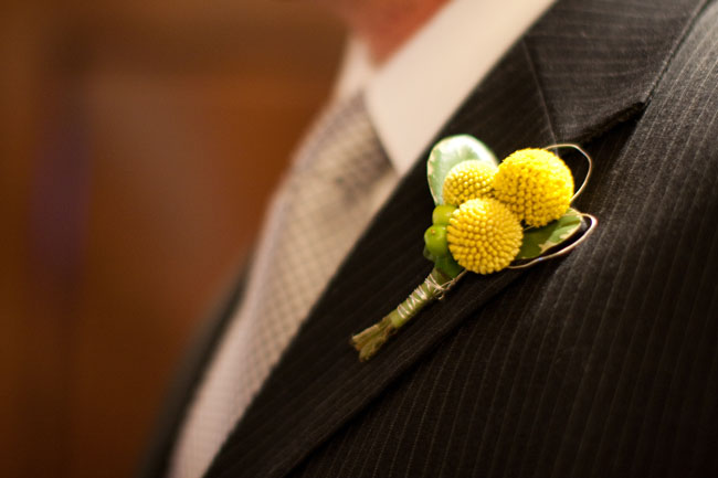 flower house craspedia boutonniere.jpg